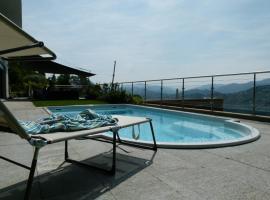 Villa Girandola, Pregassona