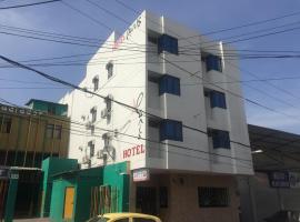 Paris Hotel, Barranquilla