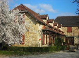 Chambres d'Hôtes et Gîte Chastrusse, Nadaillac-de-Rouge