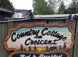 Country Cottage B&B, Kamloops