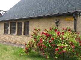 Brīvdienu māja Atvari, Jūrkalne