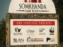 Somkhanda Game Reserve, Sovane