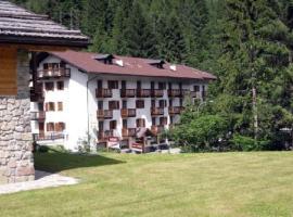 Casa Alpina Sant'Apollinare, Canale d'Agordo