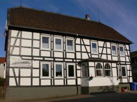 Mein Landhaus Kleine Ferienwohnung, Bad Harzburg