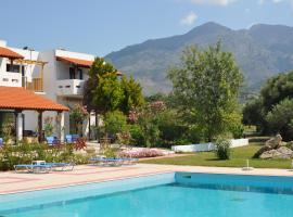 Studios -Hotel Villa Yliessa, Makrilies