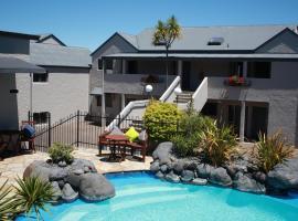 Baycrest Lodge, Taupo