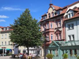 Hotel zum Löwen, Ilmenau