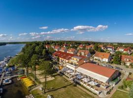 Strandhotel Mirow, Mirow