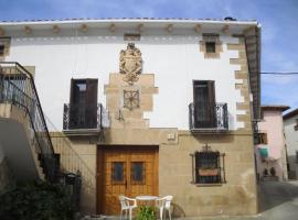 Casa Rural Laguao, Abárzuza