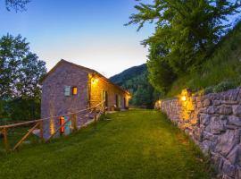 Il Borgo Dei Celti, Fiumalbo