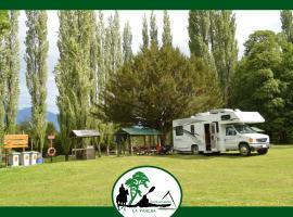 Camping Ecoturismo la Pancha, Puerto Aisén