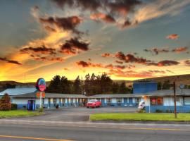 Blue Mountain Motel, Dayton
