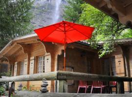 Camping Jungfrau - Holiday Park, Lauterbrunnen
