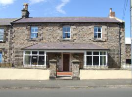 Slate Hall Bed and Breakfast, Seahouses