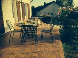 –Holiday home Rue du Moulin, Bussy-Saint-Martin