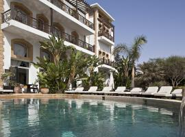 Hôtel Océan Vagabond, Essaouira