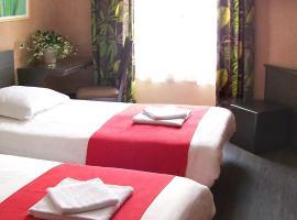 Hotel des Dames (ex Commodore)