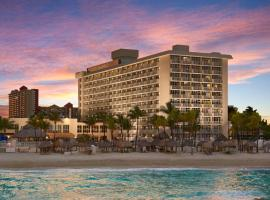 Newport Beachside Hotel & Resort, Sunny Isles Beach