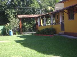 Pousada Refugio do Lobo, Papucaia