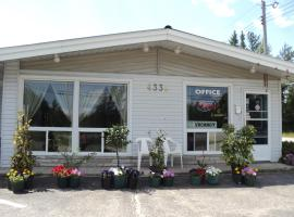 Bay Motel, North Bay