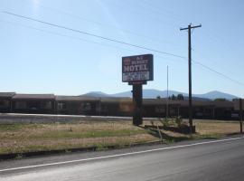 A-1 Budget Motel, Klamath Falls