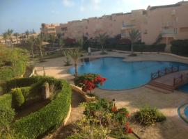 Two-Bedroom Apartment at Heidi Resort, Borg El Arab