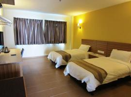 Grand Court Hotel, Teluk Intan