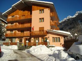 Hotel Dama Bianca, Valtournenche