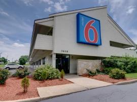 Motel 6 Kansas City, Kansas City