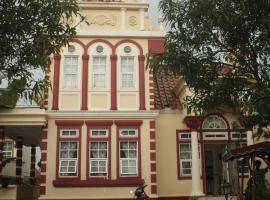 Villa Merah Kota Bunga Puncak, Puncak