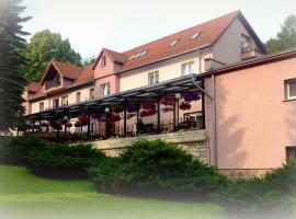 Restauracja Parkowa - Noclegi, Nowa Ruda