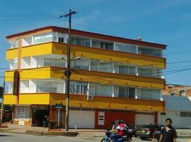Hotel Suramericano, Villavicencio