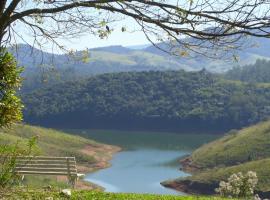 Pousada Canto do Lago, Piracaia