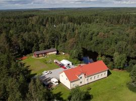 Sillanpään Kartano, Veteli