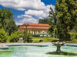 Palatul Brukenthal Avrig, Avrig