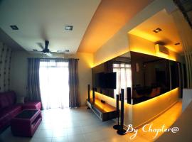 Chapter@ Modern Designed Apartment, Johor Bahru