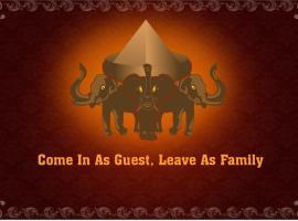 Three Elephants Guesthouse, Imatra