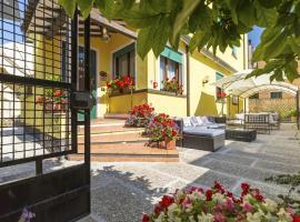 Hotel Villa Tiziana, Benátky-Lido