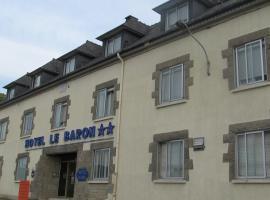 Hôtel Le Baron, L'Hermitage
