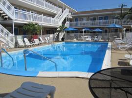 Sea Garden Motel, Seaside Heights
