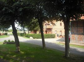 Apartment Rothehof, Petershagen