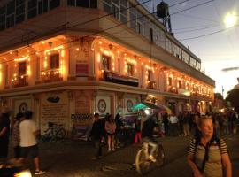 Hotel El Chaparral, Panajachel
