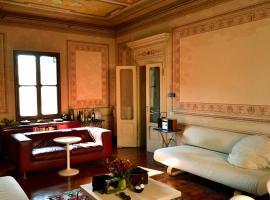 Appartamento 1800 Art Noveau, Badia Polesine