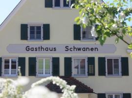 Gasthaus Schwanen, Stühlingen