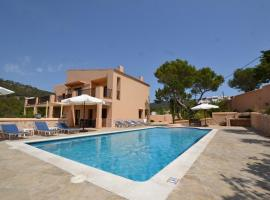 Villa Ses Marjades, Cala Vedella