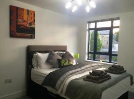 Apartment Equilibrium, Huddersfield