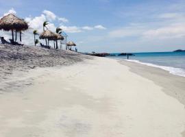 Comfortable Beach Condo Apartment, Playa Blanca