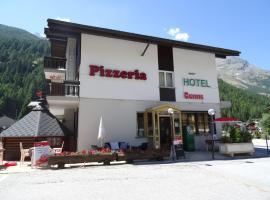 Hotel Tenne, Saas-Grund