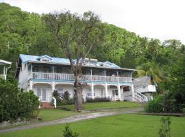 La Haut Resort, Soufrière