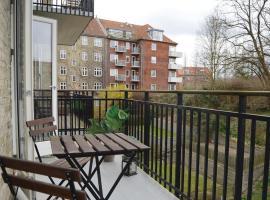Two-Bedroom Apartment Aarhus C 0 06, Århus